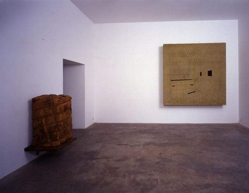 Perino & Vele, partial view of the exhibition, April 1999
