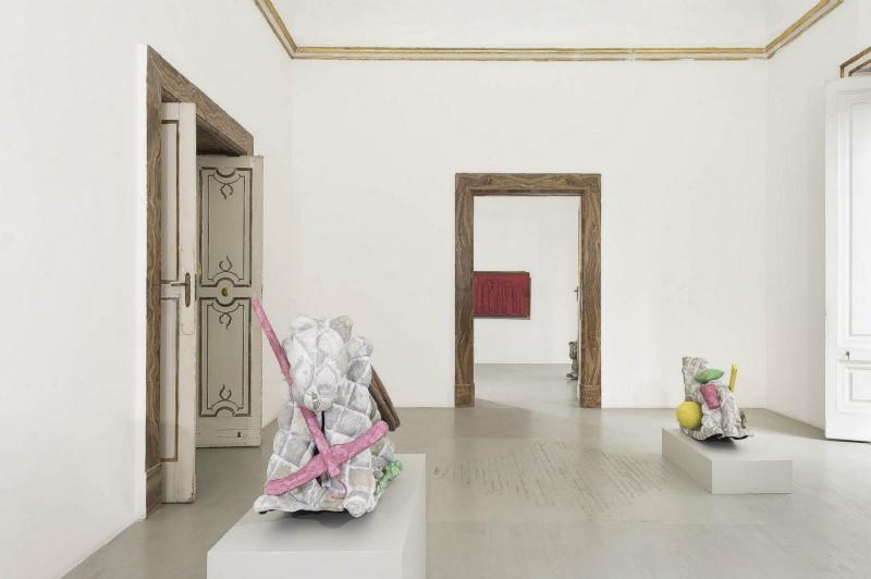 Perino & Vele, HappyBrico, partial view of the exhibition, March 2019