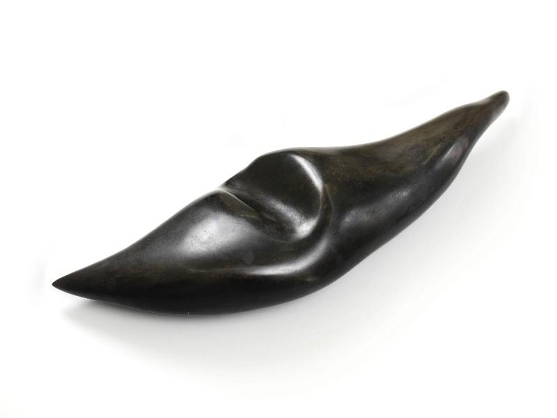 Venxen Ke Ve, 2018-ongoing, bronze sculpture, cm 69 x 25 x 12