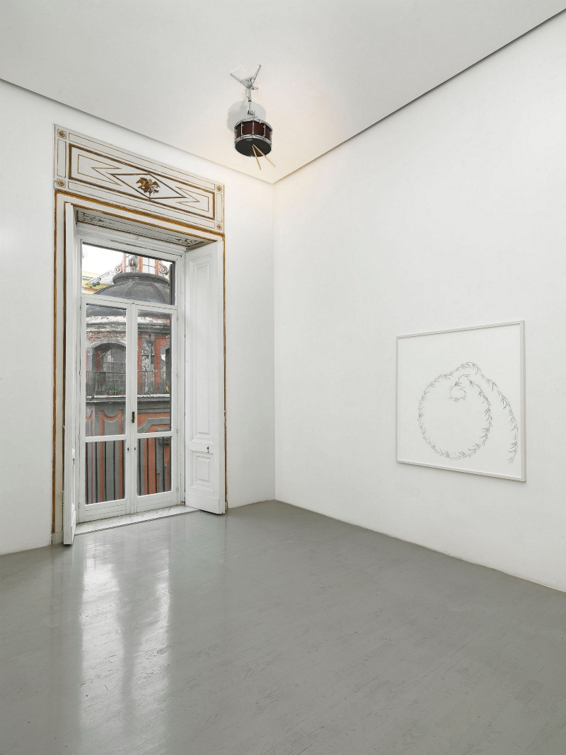 Anri Sala, partial view of the exhibition, December 2015