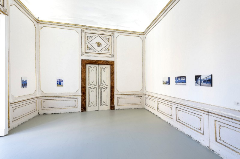 Edi Rama, partial view of the exhibition, May 2016