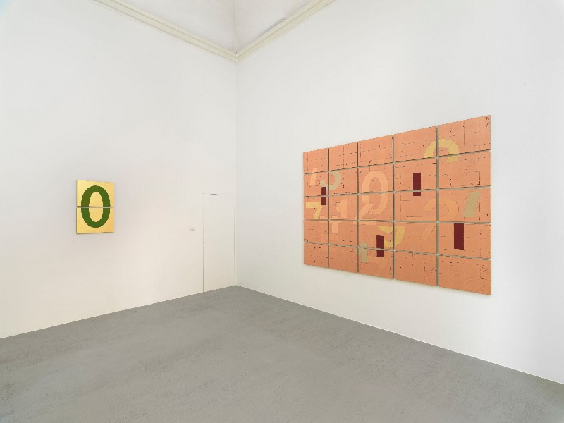 Darren Almond, In Temple Grounds, partial view of the exhibition, November 2019