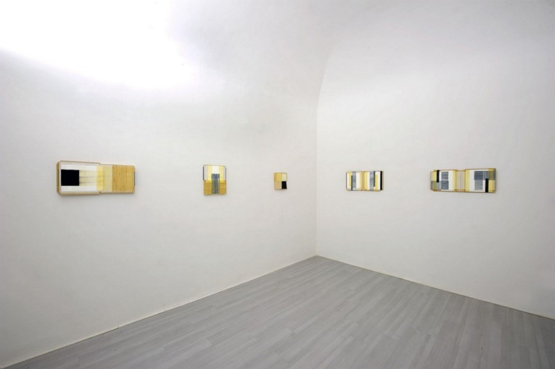 Melissa Kretschmer, New Works, partial view of the exhibition, December 2011