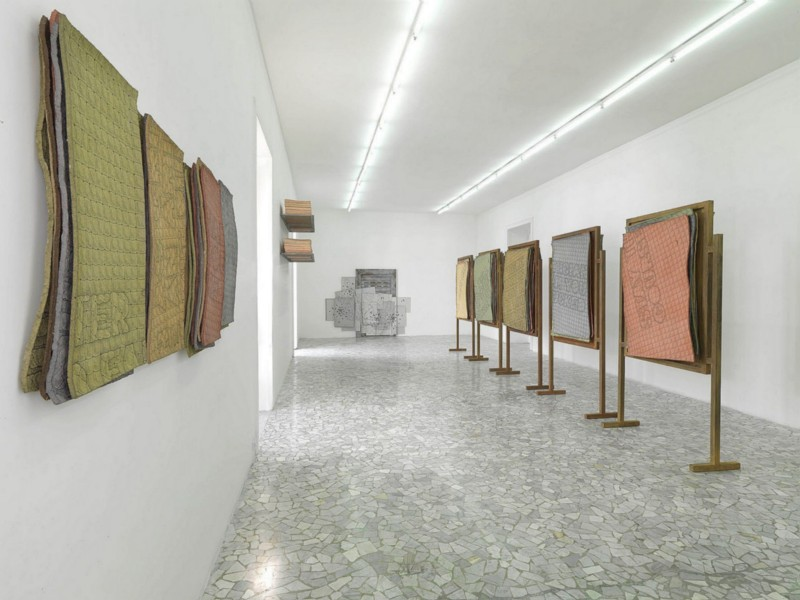 Perino & Vele, Public invasion, partial view of the exhibition, May 2009