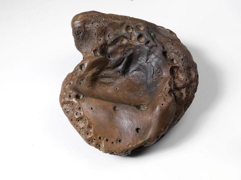 Venxen Ke Ve, 2018-ongoing, bronze sculpture, cm 41,8 x 50 x 23,8
