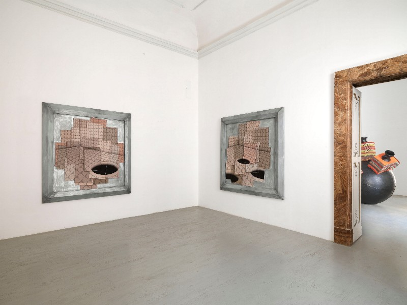 Perino & Vele, Elpís, partial view of the exhibition, June 2013