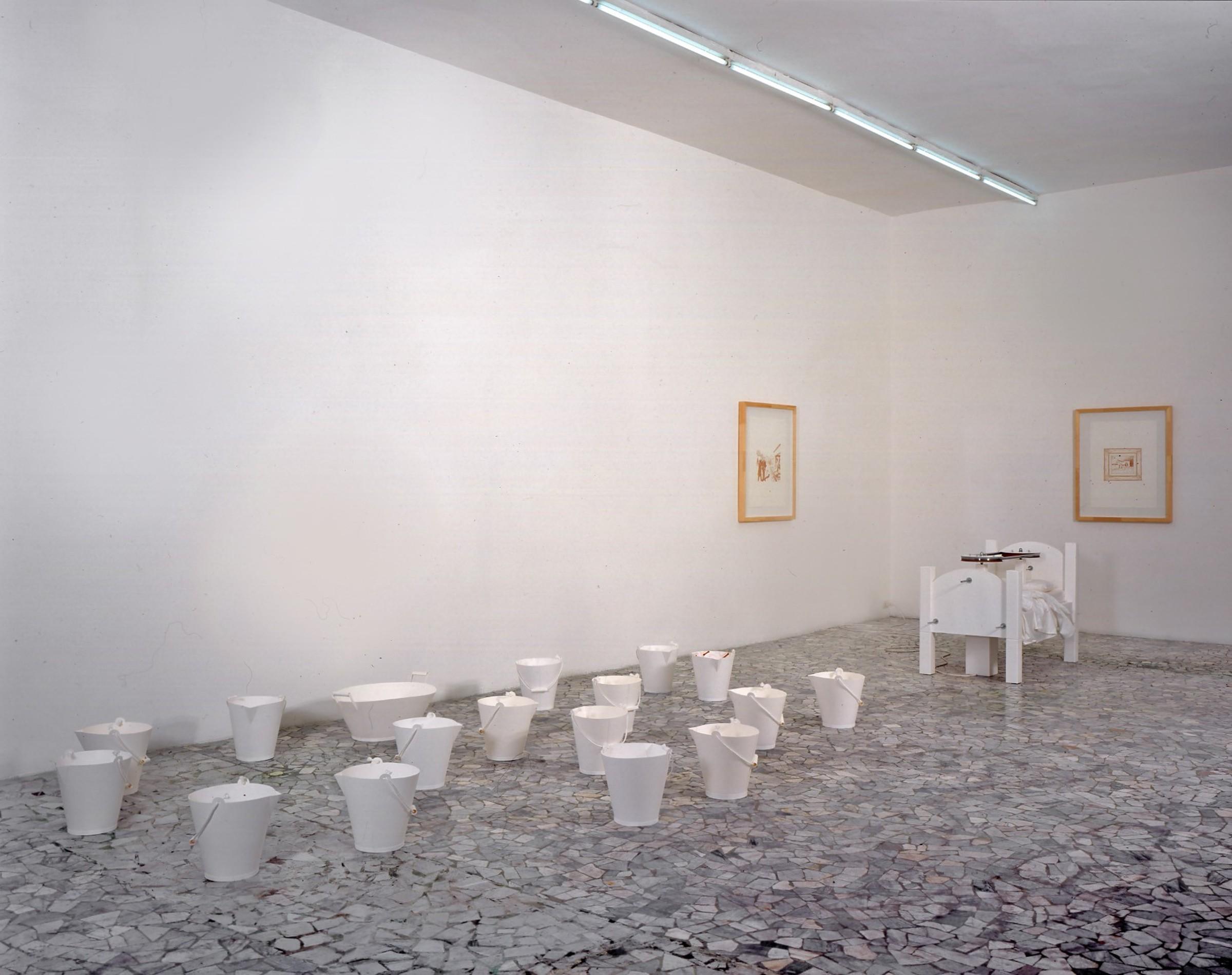 Baruffa in galleria